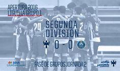 #Rayados Segunda División suma otro empate en Liguilla +Info:   http://www.rayados.com/noticias/10697/rayados_segunda_divisin_suma_otro_empate_en_liguilla