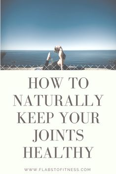 It's a risk all athletes take - so how do you keep your joints young?