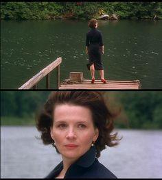 """Juliette Binoche stars as Vianne in """"Chocolat"""" (2000)"""