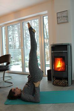 Yoga in den Alltag integrieren – Die kleine Yoga-Pause mit #Tchibo {Werbung}   Projekt: Gesund leben   Clean Eating, Fitness & Entspannung