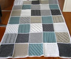 9 Tips for knitting – By Zazok Crochet Square Patterns, Crochet Blanket Patterns, Baby Blanket Crochet, Crochet Baby, Knitting Patterns, Diy Crochet And Knitting, Easy Knitting, Crochet Crafts, Diy Crafts