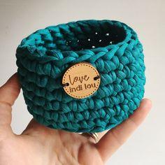 Custom made mini basket
