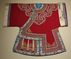 imperialasia: Manchurian noble clothing towards the end of Qing Dynasty (清朝)…
