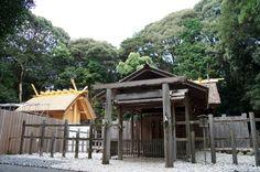 伊雑宮  in Japan Ise Shima