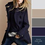 Мобильный LiveInternet 20 идеальных сочетаний цветов в одежде | Morskaja_-_Marishka - Все обо всем |