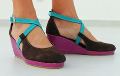 Platform Heels  Women's Shoes  Any Colors  Any Size by SHUNAMI, $80.00