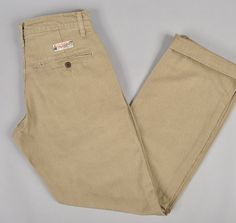 Left Field Chinos, great brand and its american made.
