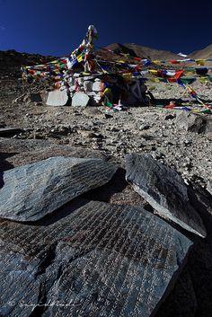 Symbol of Buddhism - Tibet