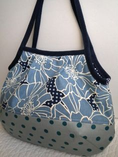 Japanese fabric bag by 520HandmadeCreations