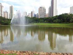 Parque Vaca Brava em Goiânia, GO