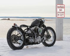 Shovelhead   Bobber Inspiration - Bobbers and Custom Motorcycles   bikesandtattoos July 2014