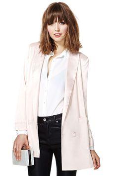 Sweet Sounds Blazer | Shop Jackets + Coats at Nasty Gal