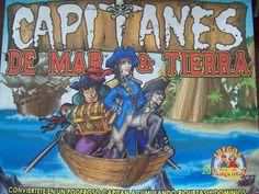 Capitanes de Mar y Tierra