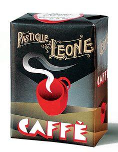 Leone Caffe Pastilles