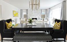 ❤️ Dining Room ll  Kirsten Krason Interiors : Feature Friday: Moth Design at 6th Street Design School |