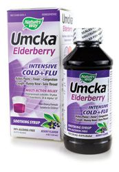 Umcka Elderberry Intensive Cold+Flu - Berry Flavor