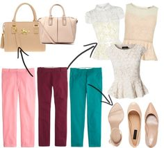 3 Business Casual Summer Outfits for the Preppy Young Professional