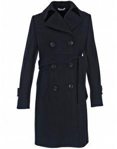 Idée cadeau pour elle : Manteau croisé en pure laine #BruceField #ValentinesDay
