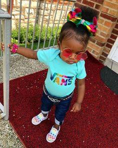 Check out kids fashion Black Kids Fashion, Little Kid Fashion, Cute Kids Fashion, Cute Outfits For Kids, Baby Girl Fashion, Boy Outfits, Child Fashion, Toddler Outfits, Womens Fashion