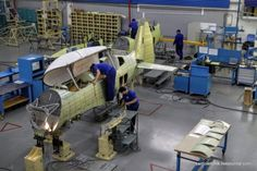 Alert 5 (@alert5) | Twitter Yakovlev Yak-152 production line