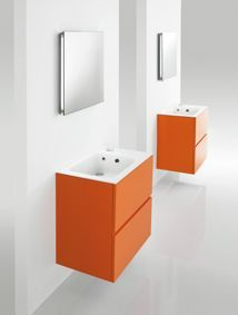 Inside #bathroom #furniture collection by COSMIC