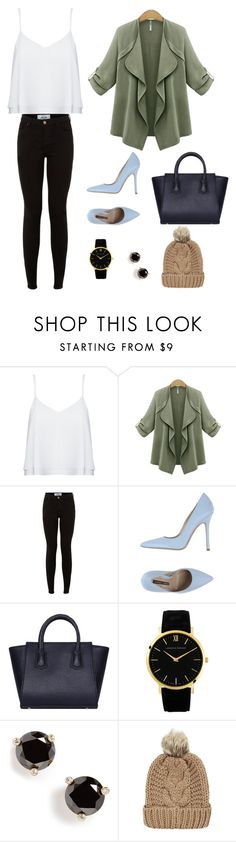 """""""New Year Preparation"""" by magdalenasonya ❤ liked on Polyvore featuring Alice + Olivia, Norma J.Baker, Larsson & Jennings, Kate Spade, Chicnova Fashion, women's clothing, women, female, woman and misses"""