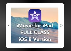 iMovie is a simple, yet amazingly powerful app that will allow you to edit video right from your iPad. In this tutorial, Mac Guru, David A. Cox will walk you...