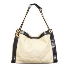7b7428b25d Buy Chanel Limited Edition Cream Cambon Jumbo Bag With Receipt from HEWI  London. Extend the luxury lifecycle with pre-authenticated