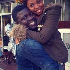 Its Christmas season and Comedian Seyi Law just appreciated his wife with this gift. He wrote;  No wonder God made it clear in His words that when they say there is a casting down we will say there is a lifting up.  I just hope this is a perfect gift for the most beautiful woman in the world my wife and confidant Ebere Stacy @hautestacy. Thanks for standing with and by me in my trying time. Thank God for the grace to do this now. Merry Christmas my love
