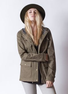 Get ready for fall! Sports Stars, Military Jacket, My Design, Raincoat, Jackets For Women, Collection, September, Style, Fall