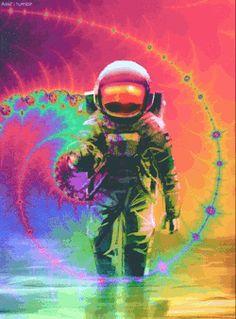 Space-Time Fan