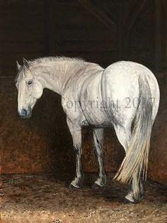 'Shade Hunter' Original Oil Painting by Sorrell Penman