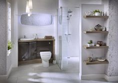 Utopia Symmetry fitted furniture - Bathroom Review