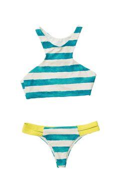 Maldive Stripe High Neck Bikini  https://us.billabong.com/shop/product/womens-swim/maldive-stripe-haltr?color=MLD