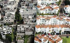 diversity of mexico`s urban living