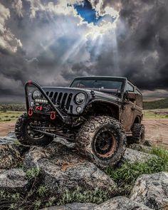 Jeep Rubicon Modifikasi Off Road Wrangler Jeep, Jeep Rubicon, Jeep Wrangler Unlimited, Jeep Wranglers, Auto Jeep, Jeep 4x4, Jeep Truck, Ford Trucks, Jeep Willis