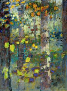 Rick Stevens When All Was Wild III oil on canvas 36 x 27 Landscape Art, Landscape Paintings, Landscapes, Rick Stevens, Picasso Paintings, Oil Paintings, Oil Painting Abstract, Tree Art, Beautiful Paintings