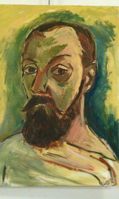 Portret: Matisse