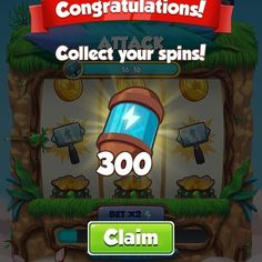 """Are you tired of having less and less Coin and Spins? Not anymore because with this Coin Master How do you get free spins for coin master? 𝘾𝙤𝙡𝙡𝙚𝙘𝙩 𝙁𝙧𝙚𝙚 𝙎𝙥𝙞𝙣 𝙇𝙞𝙣𝙠 𝙊𝙣 𝘽𝙞𝙤 Comment """"𝙇𝙤𝙫𝙚 𝙏𝙝𝙞𝙨 𝙂𝙖𝙢𝙚"""" Daily Rewards, Free Rewards, Bingo Blitz, Coin Master Hack, Free Gift Cards, Online Casino, Free Games, Cheating, Spinning"""