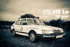 Saab 9-3 @Jen Rally