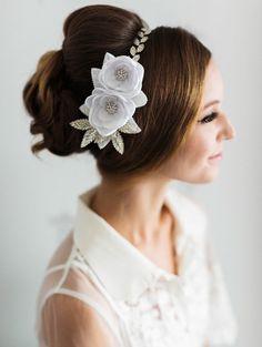 Beautiful Handmade Bridal Headpieces