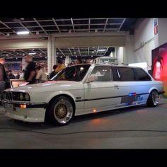 BMW e30 limo