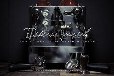 ESPRESS YOURSELF!:  10 Best Espresso Machines & Buying Guide - Gear Patrol