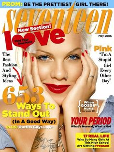 Pink Magazine Cover Photos - List of magazine covers featuring Pink - Page 9