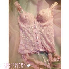 5bfe5c318e  spreepicky  underwear  fishbonestrapbra  bra  S M Lsize  freeship