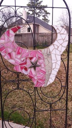 Your place to buy and sell all things handmade Mosaic Wall, Mosaic Tiles, Bulls On Parade, Houston Texans Football, Jj Watt, Pretty Lights, San Francisco 49ers, The Girl Who, Pink Girl