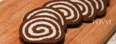 no bake coconut pinweels (slovak) Pinwheels, Food And Drink, Coconut, Sweets, Cookies, Baking, Anna, Cakes, Sweet Pastries