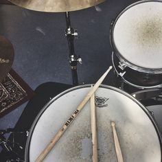 drums, drumsticks, and music by boo ☆ | WHI