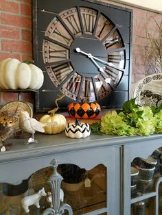 See this and more at Winsome Cottage in Downtown Waynesville, OH Waynesville Ohio, Main Street, Clock, Cottage, Wreaths, Halloween, Wall, Shopping, Home Decor