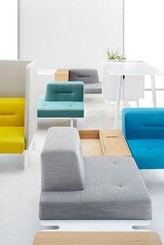 till grosch + bjorn meier's modular furniture system: docks